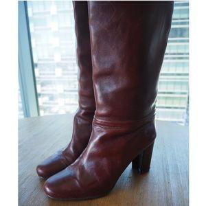 Stuart Weitzman Tall Leather boots